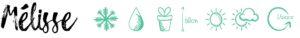 Mélisse pictogramme