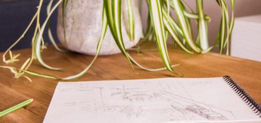 Design de Permaculture au balcon