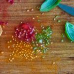Couleur des légumes et reproduction