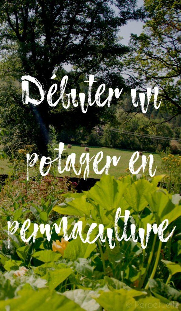Débuter un potager en permaculture