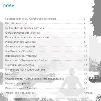 Index guide jardinage mon jardin bien-être